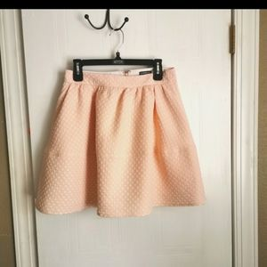 2/$35 Express Blush Pink Circle Skirt size 6